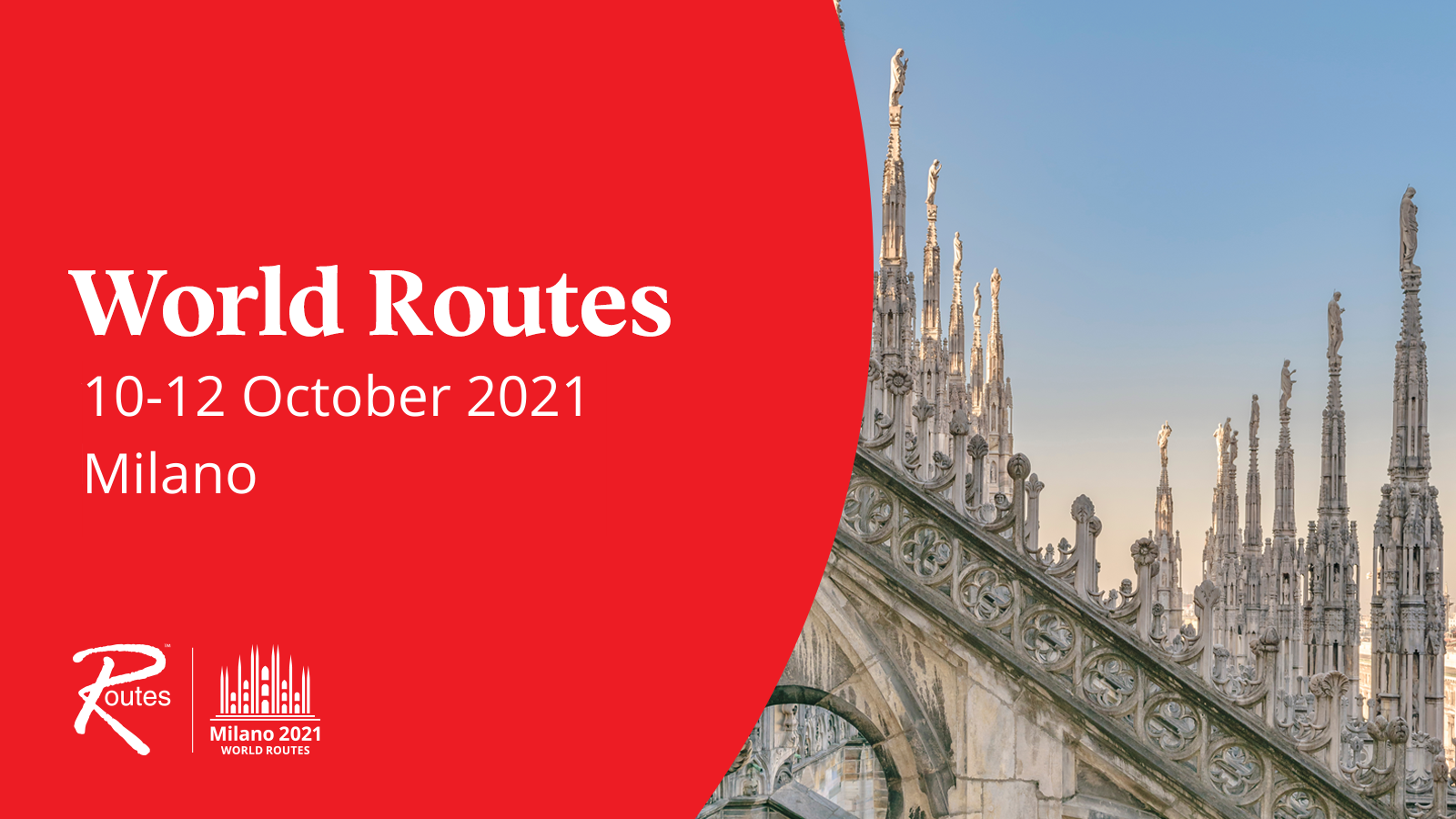 World Routes new dates